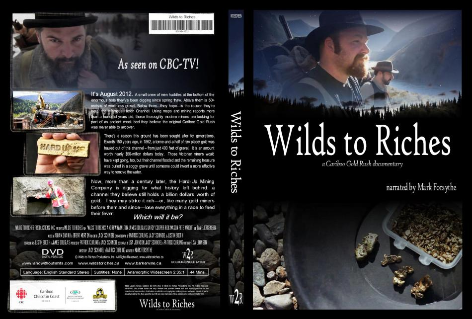 Wilds to Riches Cover